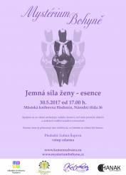 foto - Mystérium Bohyně - Jemná síla ženy - esence