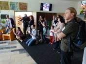 foto - Slavnostní otevření Semínkovny