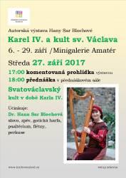 foto - Svatováclavský kult v době Karla IV.