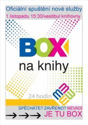 foto - BOX na vracení knih