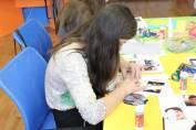 foto - Dílna pro holky – výroba Scrapbooku