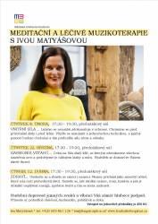foto - Meditační a léčivé muzikoterapie s Ivou Matyášovou