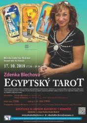 foto - Zdenka Blechová – Egyptský tarot
