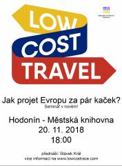 foto - Low cost travel