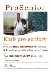 foto - ProSenior – Klub pro seniory