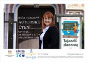 foto - Beseda se spisovatelkou Naďou Horákovou