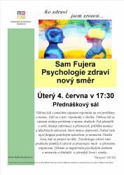 foto - Sam Fujera - Psychologie zdraví - nový směr
