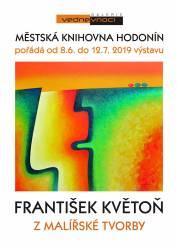 foto - František Květoň - Z malířské tvorby