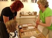 foto - HAPPENING KNIHOVNY aneb Hodonínská knihovna Vás baví/100 let knihovního zákona
