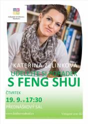 foto - Kateřina Zelinková - Udělejte si pořádek s Feng Shui