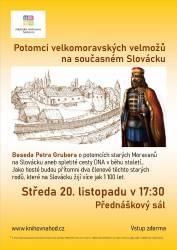 foto - Potomci velkomoravských velmožů na současném Slovácku
