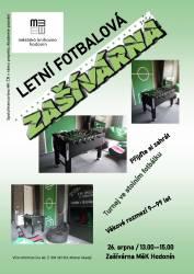 foto - Letní fotbalová Zašívárna