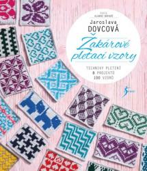 DOVCOVÁ Jaroslava Žakárové pletací vzory
