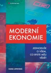 LIPOVSKÁ Hana Moderní ekonomie
