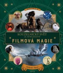 ZAHED Ramin Filmová magie 2 - Kouzelnický svět J. K. Rowlingové