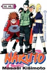 KIŠIMOTO Masaši Naruto 32: Výprava za Sasukem