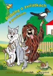 SANIOVÁ Jitka Příběhy o zvířátkách s poučením