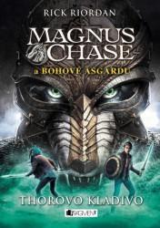 RIORDAN Rick Magnus Chase a bohové Ásgardu - Thorovo kladivo