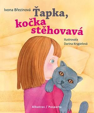 Ivona Březinová Ťapka, kočka stěhovavá