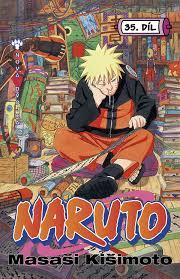 Kišimoto Masaši Naruto 35 - Nová dvojka