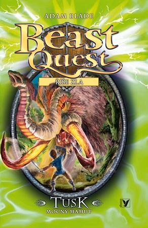 Adam Blade Tusk, mocný mamut - Beast Quest