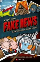 GREGOR, Miloš Nejlepší kniha o fake news
