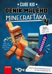 KID Cube Deník malého Minecrafťáka 4