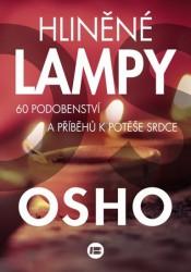 OSHO Hliněné lampy