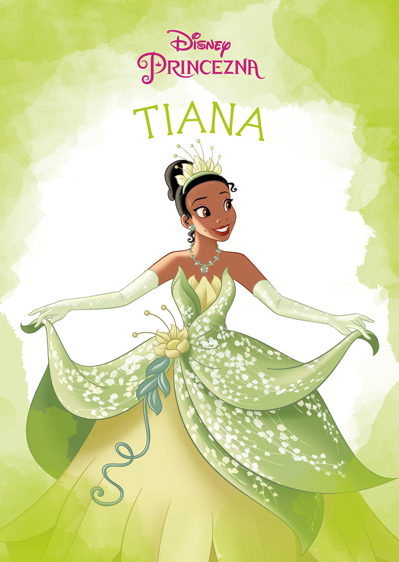 Princezna - Tiana