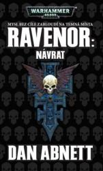 ABNETT Dan Warhammer 40000: Ravenor - Návrat