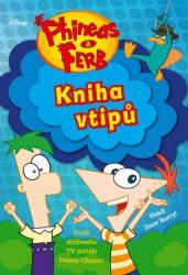 RICHARDSOVÁ Kitty Phineas a Ferb - Kniha vtipů