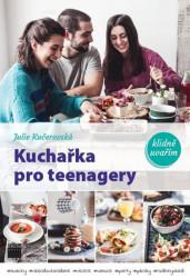 KUČEROVSKÁ Julie Kuchařka pro teenagery