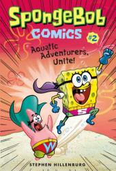 HILLENBURG Stephen SpongeBob 2: Dobrodruzi všech moří, spojte se!