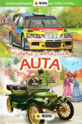 Auta - historie v obrázcích