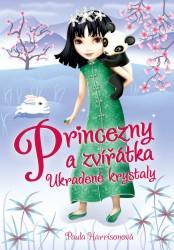 HARRISONOVÁ Paula Princezny a zvířátka: Ukradené krystaly