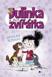 JOHNSON Rebecca Julinka a její zvířátka - Zatoulaní pejskové