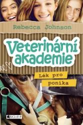 JOHNSON Rebecca Veterinární akademie Lék pro poníka