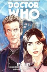 MORRISON, Robbie Doctor Who : Trhliny