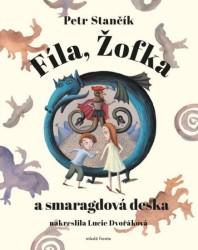 STANČÍK Petr Fíla, Žofka a smaragdová deska