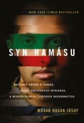 JUSÚF Mosab Hasan Syn Hamásu