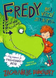 PRITCHETTOVÁ Georgia Fredy, největší strašpytel zachraňuje dinosaury