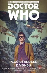 MORRISON Robbie Doctor Who - Desátý doktor 2: Plačící andělé z Monsu