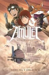 KIBUISHI Kazu Amulet 3 - Výprava v oblacích