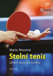 NOVOTNÁ, Marta Stolní tenis: učební texty pro trenéry