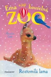 COBB Amelia Ema a její kouzelná zoo - Roztomilá lama