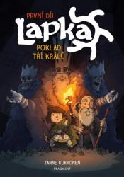 KUKKONEN Janne Lapka: Poklad tří králů - 1. díl