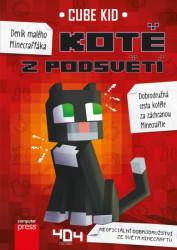 KID Cube Deník malého Minecrafťáka: Kotě z Podsvětí