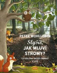 WOHLLEBEN Peter Slyšíš, jak mluví stromy?