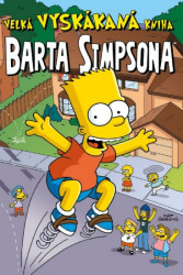 Velká vyskákaná kniha Barta Simpsona