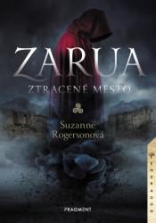 ROGERSONOVÁ Suzanne Zarua - Ztracené město